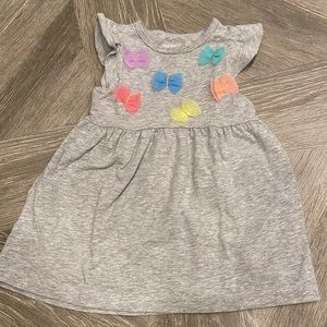 Carter's Cotton Butterfly Dress size 12 months